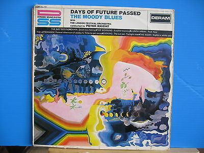The Moody Blues - Days of Future Passed + FREE UK POST