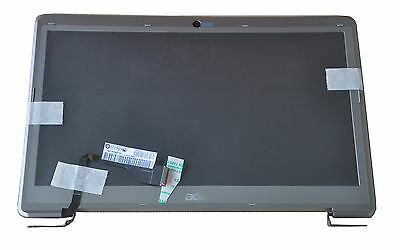 """13.3"""" LCD Screen Assembly LED Display Cover For Acer Aspire S3-951 MS2346 Silver"""