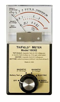 Trifield 100Xe Emf Meter New Gift