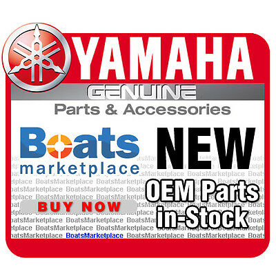 Yamaha 6AW-45214-00-00 COVER, WATER INLET 1