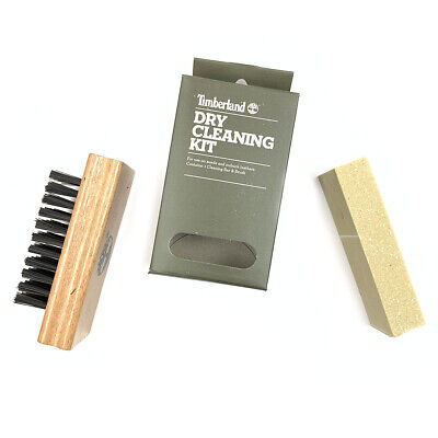Timberland Footwear Dry Cleaning Kit (Brush & Eraser) For Nubuck & Suede