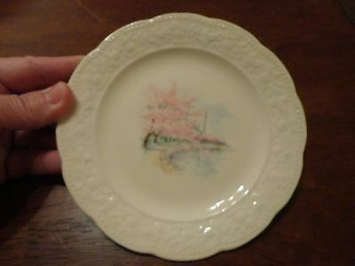 The Edwin M. Knowles China Co. Dessert Plate - Very Nice!