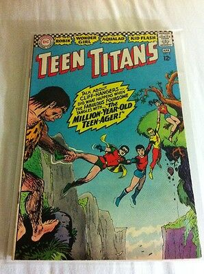 Teen Titans #2 VF/NM 9.0 Robin Kid Flash Aqualad Wonder Girl DC Comic High Grade
