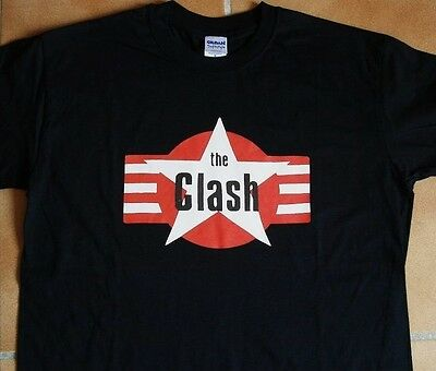 T-Shirt du groupe THE CLASH (neuf)