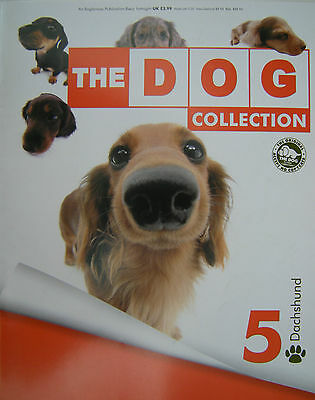 The DOG COLLECTION - Issue No.5, Dachshund, Magazine