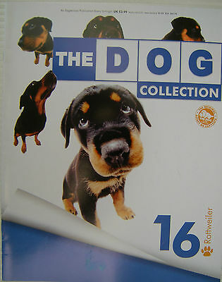 The DOG COLLECTION - Issue No.16 - Rottweiler, Magazine