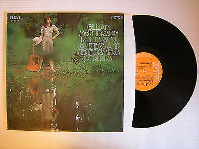 Gillian McPherson - Poets and Painters and Performers of Blues, RCA SF8220 RARE
