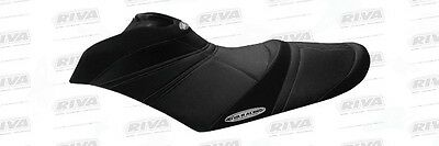SeaDoo 2012-2016 RXP-X 260 300 JetTrim RIVA Seat Cover Gray Stitch Black NEW