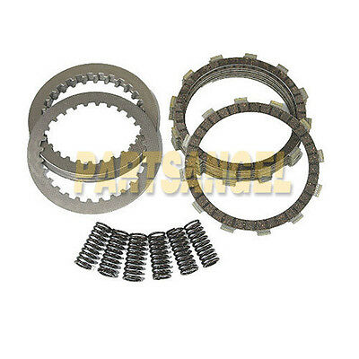 Clutch Kit With Heavy Duty Springs Plates for Yamaha YFM 350X Warrior 1987-2004
