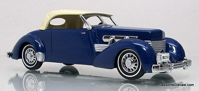 Matchbox 1:43 1937 Cord Phaeton Sedan