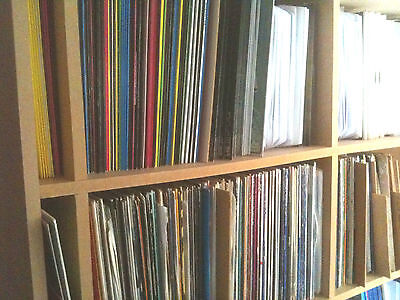 """Instant Starter Record Collection 10 X 12"""" Vinyl Dance House Trance Hiphop Euro"""