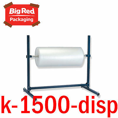 Bubble Wrap Dispenser Stand Steel 1500mm --- SYDNEY METRO SHIPPING ONLY