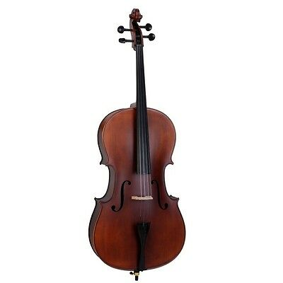 SOUNDSATION VPCE-44 4/4 Virtuoso Pro line Cello with bag and bow