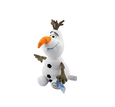 """12"""" 30cm Frozen Movie Olaf Snowman Plush toy doll New Disney Store a Kid's gift"""