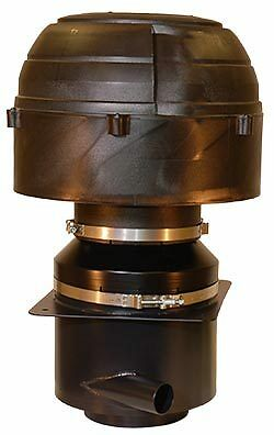 9503-002: OPTIMAX 9003 Generic Assembly - Top Flange - 800 to 1150 CFM