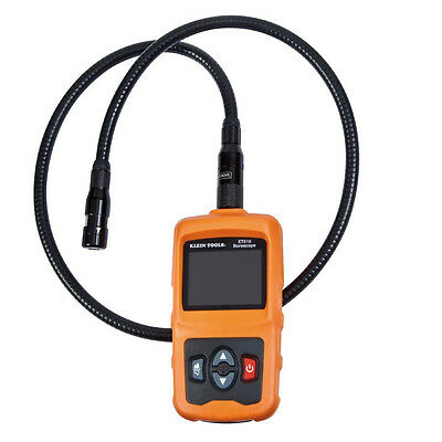 Klein Tools ET510 Waterproof Video Borescope Inspection Camera