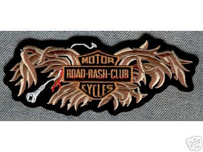 ROAD-RASH-CLUB CRASH PATCH by ROADRAT