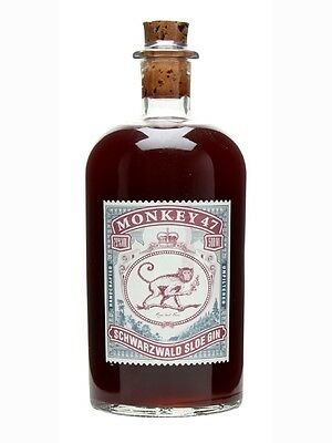 Monkey 47 Sloe Gin 500ml