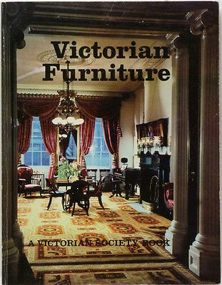 ANTIQUE AMERICAN VICTORIAN FURNITURE - COLLECTION OF VICTORIAN SOCIETY ESSAYS