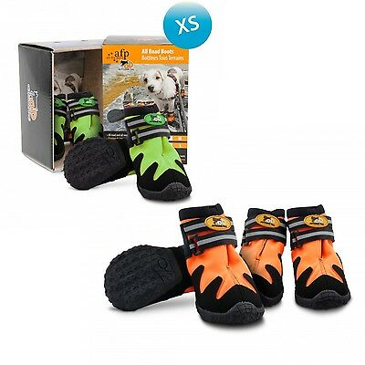 All For Paws AFP Outdoor Dog Puppy All Road Weather Resistant Durable Boot Shoes