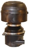 9502-003: OPTIMAX 9002 Generic Assembly - Top Flange - 500 to 650 CFM