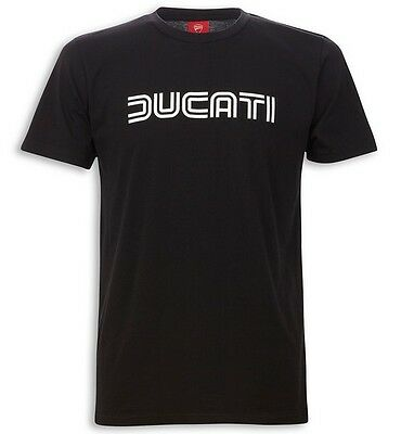 "*Angebot* Ducati  Logo T-Shirt ""Graphic Ducatiana 80S"""