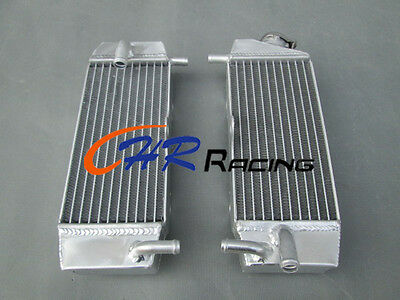 aluminum radiator for YAMAHA YZF250 YZ250F 2001 2002 2003 2004 2005 01-05