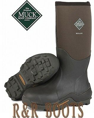 Muck Wetland Boots     sizes 5-15