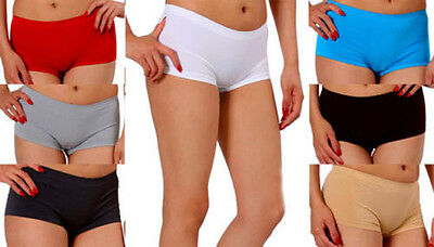 LOT Hipster Yoga Sports Booty Boy shorts Panties Club Seamless Dance Rave O/S