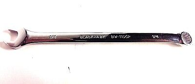"Blackhawk Professional Tools 12pt Combination Wrench 1/4"" BW-1156P *MADE IN USA*"