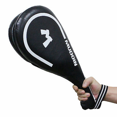 paddles Taekwondo mitts 1 PC karate double kicking targets floppy target