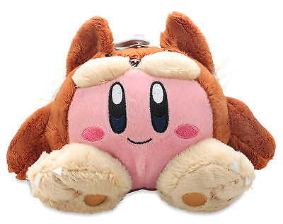 "Genuine USA 6"" Animal Kirby Plush Doll by Nintendo"