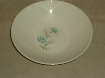 Taylor Smith Taylor Boutinniere Ever Yours Blue Carnation Round Serving Bowl