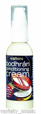 WALTONS - Bodhran care cream in a handy pump bottle.