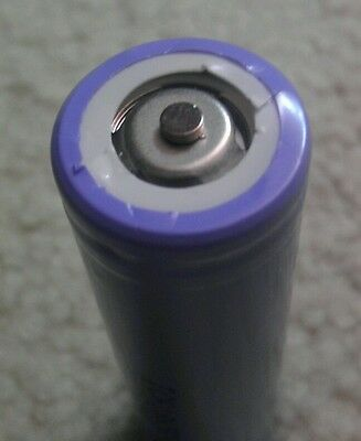 5 Magnet Battery Spacer flat top to button top FAST US SHIPPER 18650 18350 26650