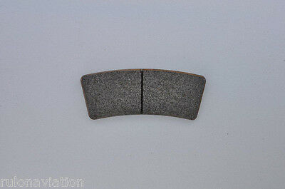 METALLIC BRAKE LINING (Beechcraft) RA066-09700 (BOX 0F 10) 66-97, 066-09700 (NS)