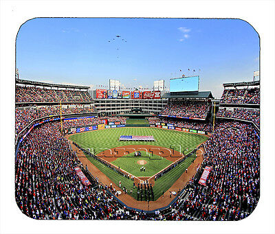 Item#745 Ballpark in Arlington Texas Rangers Mouse Pad