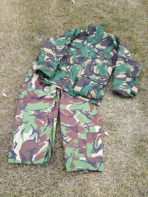 British Military HALO Jump Suit Goretex DPM Camo (3 Piece)