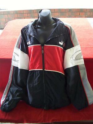 Perth Heat  Puma  Jacket In Great Condtion Size Xl