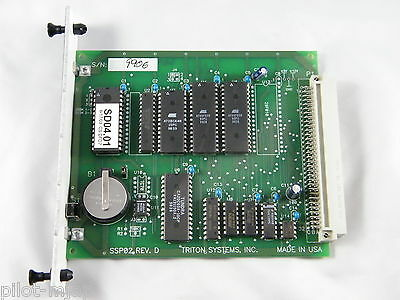 Triton 9100 Atm ~ Memory Module 9600-2002 Board ~ Number Ssp02 Revision D