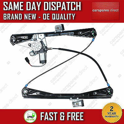 Jaguar S-Type Front Right Side Window Regulator With 2 Pin Motor 1999 2003 *new*