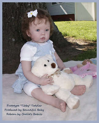 TiBbY ToDdLeR DoLL KiT By DoNnA RuBeRt