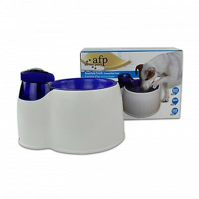 All For Paws AFP Fountain Fresh Filtered Water Fountain