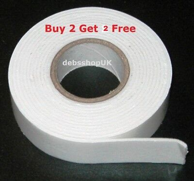 Sticky Double Sided foam pads,tape,fixer,fixing,permanent HEAVY duty car home 2