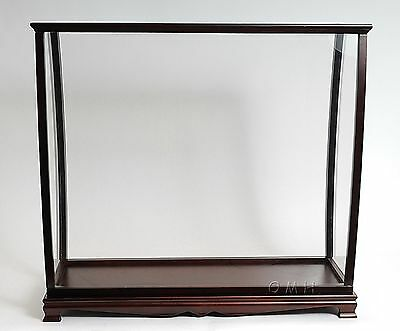 P002 Table Top Display Case for Model Ships  -  Old Modern Handicrafts