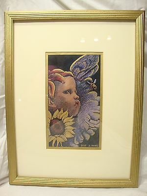 Donna Jones original print