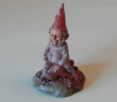Pokey by Tom Clark (Cairn gnome, item #86, turtle riding gnome dad)