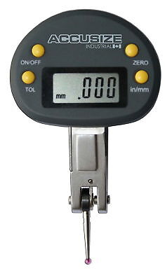 """0.02"""" x 0.0001"""" Electronic Digital Test Indicator in Fitted Box, #P900-S129"""
