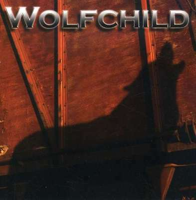 WOLFCHILD - Wolfchild (CD 2006) 1980s Hard Rock Metal The Cult AC/DC Saxon KISS