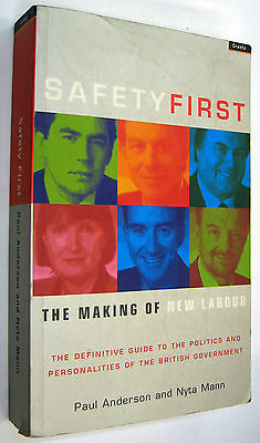 Safety First - Guide To The Politics - Paul Anderson - En Ingles